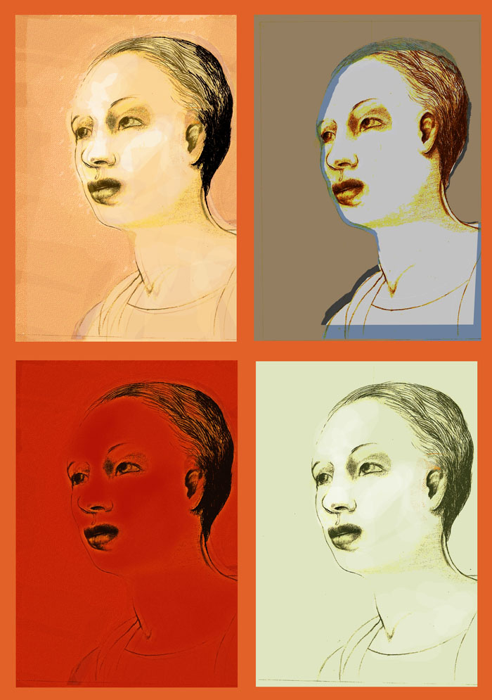 Variations of Audrey