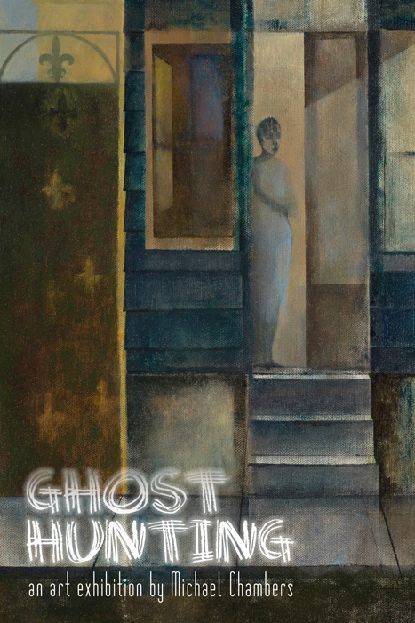 Ghost Hunting opens tonight!